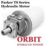 Parker TS Series Hydraulic Motor