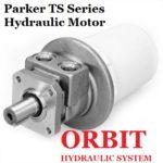 Parker TS Series Hydraulic Motor