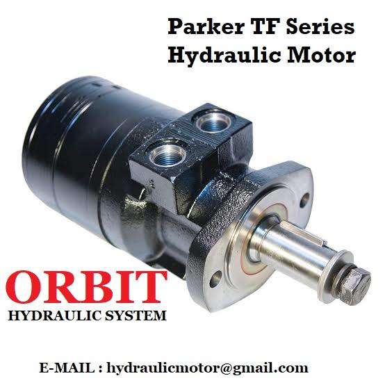 Parker TF Series Hydraulic Motor in Ahmedabad Mumbai Chennai Bangalore Hyderabad nashik Pune Indore Jaipur Delhi Haryana Kolkata India