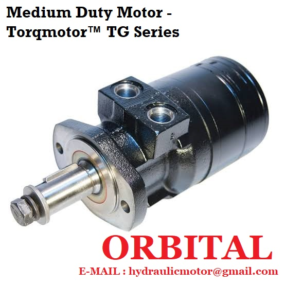 Medium Duty Motor - Torqmotor™ TG Series