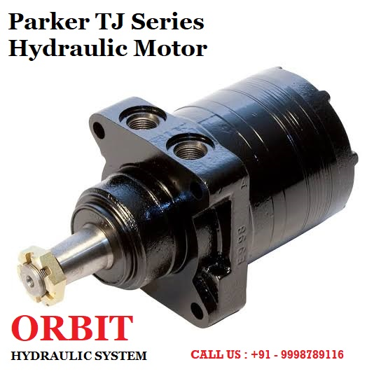 Parker TJ Series Hydraulic Motor in India